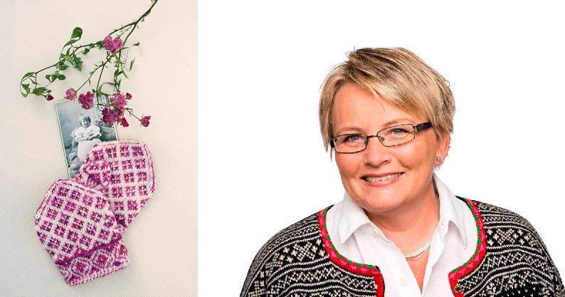 Norske strikketradisjoner // foredrag ved Nina Granlund Sæther. Torsdag 1. desember