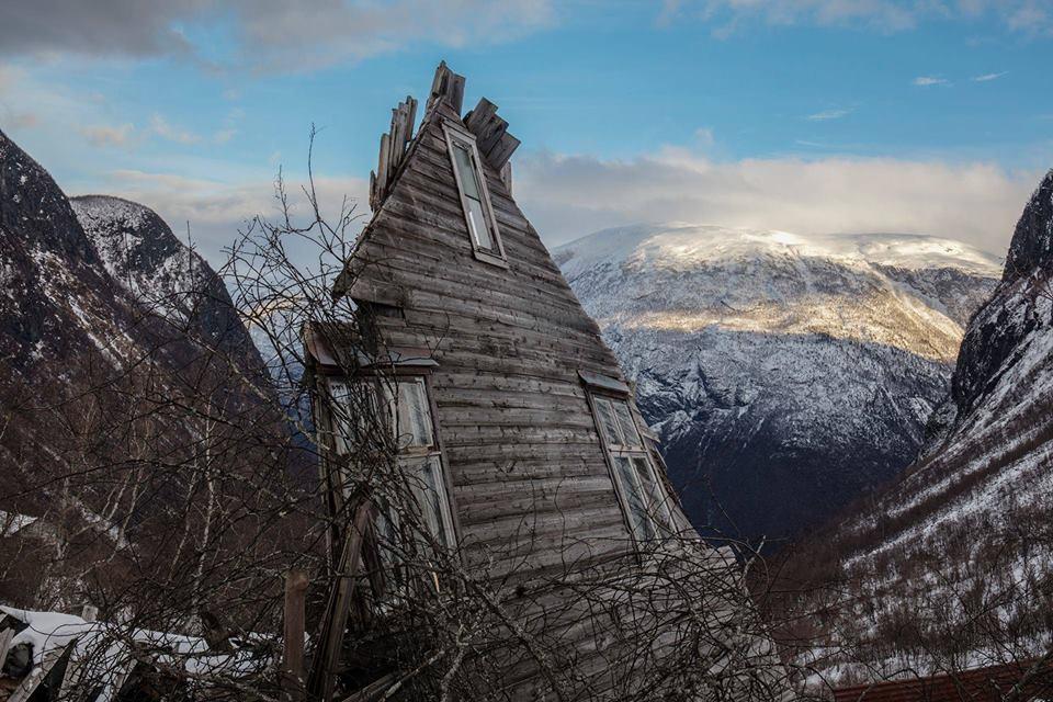 Norske ødegårder – foredrag med Øystein Morten