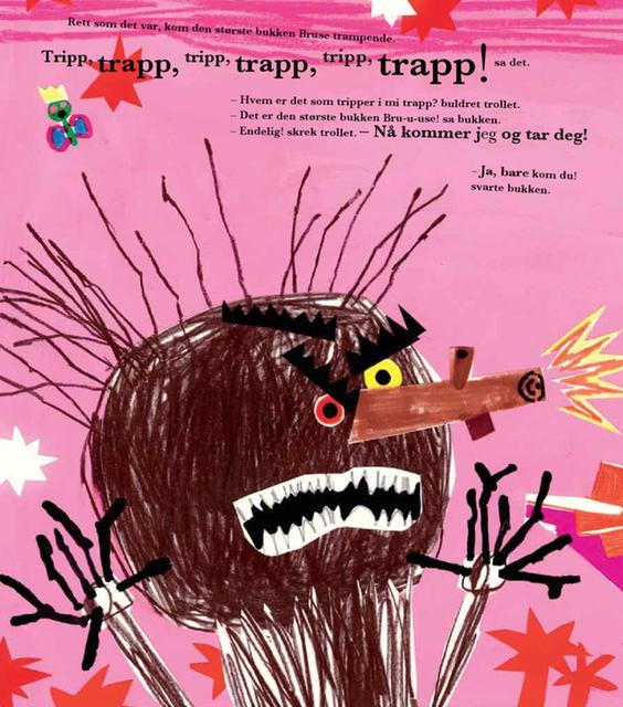Trollverksted med barnebokforfatter og illustratør Gry Moursund